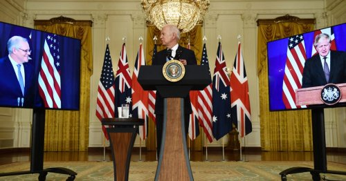 'That fellow from Down Under' — Aussies cringe as Biden appears to forget PM's name