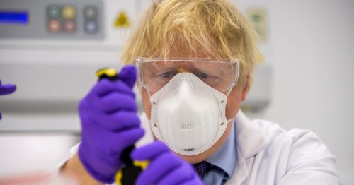 Boris Johnson makes the case for the union (with vaccines)