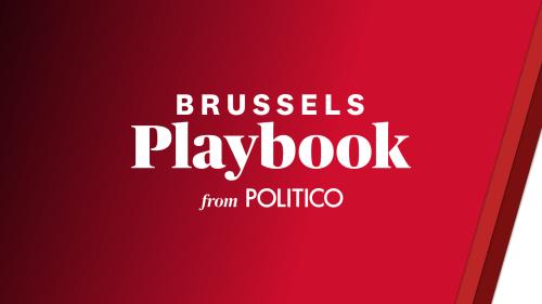 Brussels Playbook: Blame games in Germany — Transatlantic tech trouble — Brexit at work