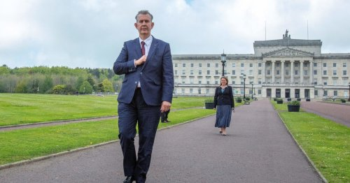 DUP picks hard-liner leader to battle Northern Ireland protocol