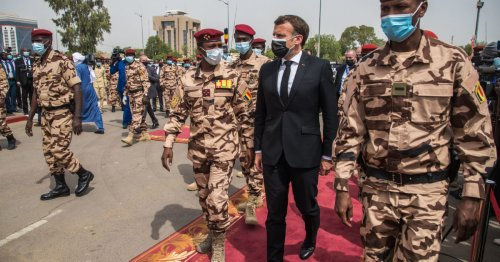 In the Sahel, Macron faces his Afghanistan