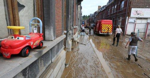 New flash floods hit Belgium