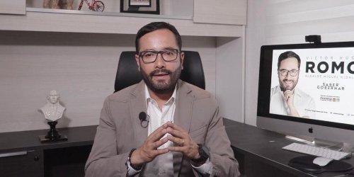 Víctor Hugo Romo busca una alcaldía Miguel Hidalgo 100% por ciento digital: presenta plan de modernización