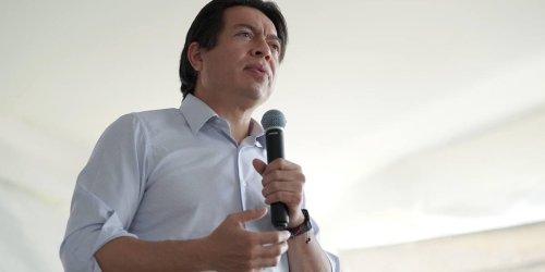 Mario Delgado asegura que candidatos de Morena en Sinaloa 'los pone el pueblo, no el narco'