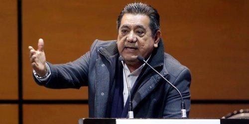 Félix Salgado señala a Salinas de estar detrás de consejeros de INE que negaron candidatura