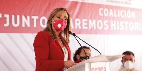 Lorena Cuéllar suma apoyo de más de 8,500 trabajadores de la CROC a su proyecto