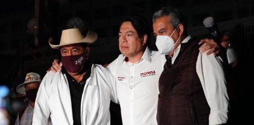 Delgado insiste que 'no hay plan B' para sustituir a Salgado Macedonio y Morón en Guerrero y Michoacán