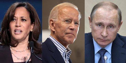 Kamala Harris viene a México y Biden propone reunión a Putin