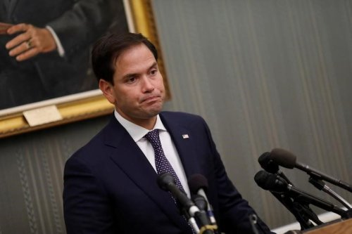Marco Rubio Disgustingly And Dishonestly Suggests Biden Impeachment