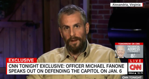 House Republican Refuses To Shake The Hand Of Cop Wounded In Capitol Attack