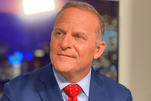 A Newsmax Host Has Been Pulled Off The Air After Anti-Semitic Comments