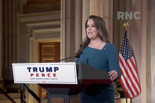 Elise Stefanik Defends the Secret Subpoeanas Issued by Donald Trump's Department of Justice