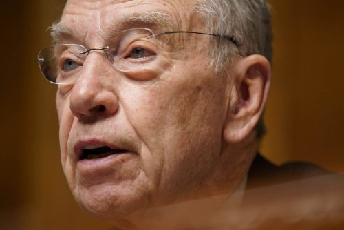 Chuck Grassley Claims Losing All-Star Game Cost 100 Million Jobs. (Georgia Only Has 10 Million People.)