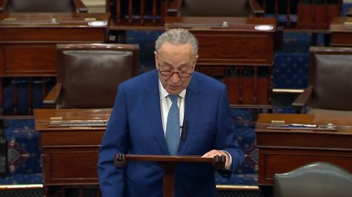 Senate Majority Leader Chuck Schumer Calls For Federal Decriminalization Of Marijuana