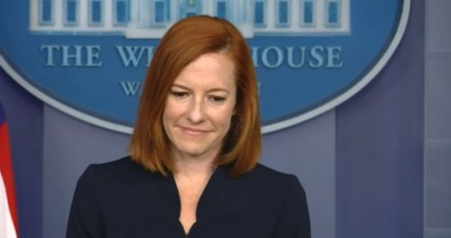 Jen Psaki Torches The Media BS That Biden Is To Blame For Death Cult Trumpers Not Getting Vaccinated