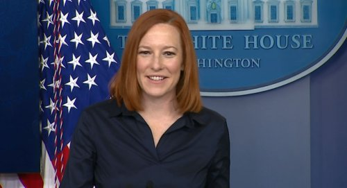Jen Psaki Gets Reporter To Admit Their Question Is Not Based On Fact