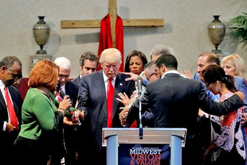 Opinion: Southern Baptist Exodus Driven by Lack of Fealty To Trump