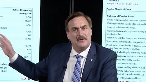 WATCH: Mike Lindell's Fox News Rant Hilariously Sounds Like A Rejected Lover