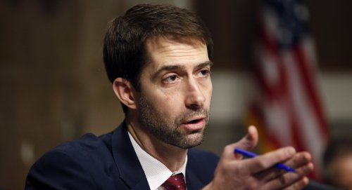 Tom Cotton Vows To Obstruct U.S. Attorney Nominees Unless They're Red State Trump Supported