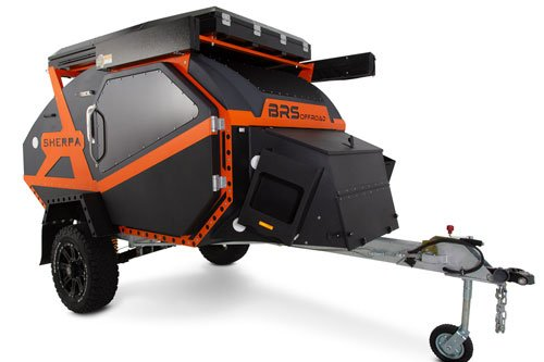 Sherpa Camping Trailer | BRS Offroad