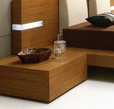 Win Nightstand For Low Platform Beds | Modern Art Movements To Inspire Your Design