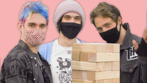 Waterparks reveal all their secrets in 'The Tower Of Truth' | PopBuzz Meets
