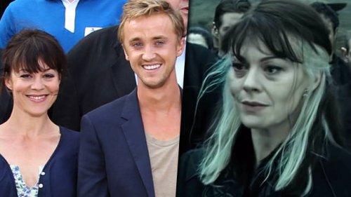 Tom Felton posts emotional tribute to on-screen Harry Potter mum Helen McCrory
