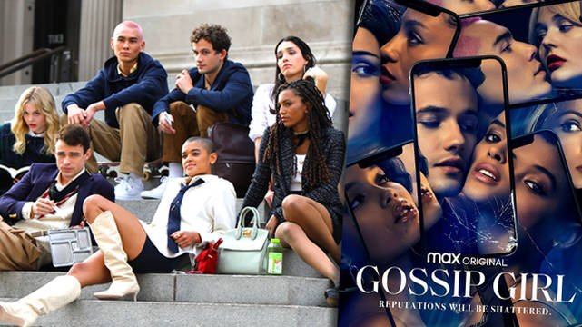 Here's what time new episodes of Gossip Girl are released on HBO Max