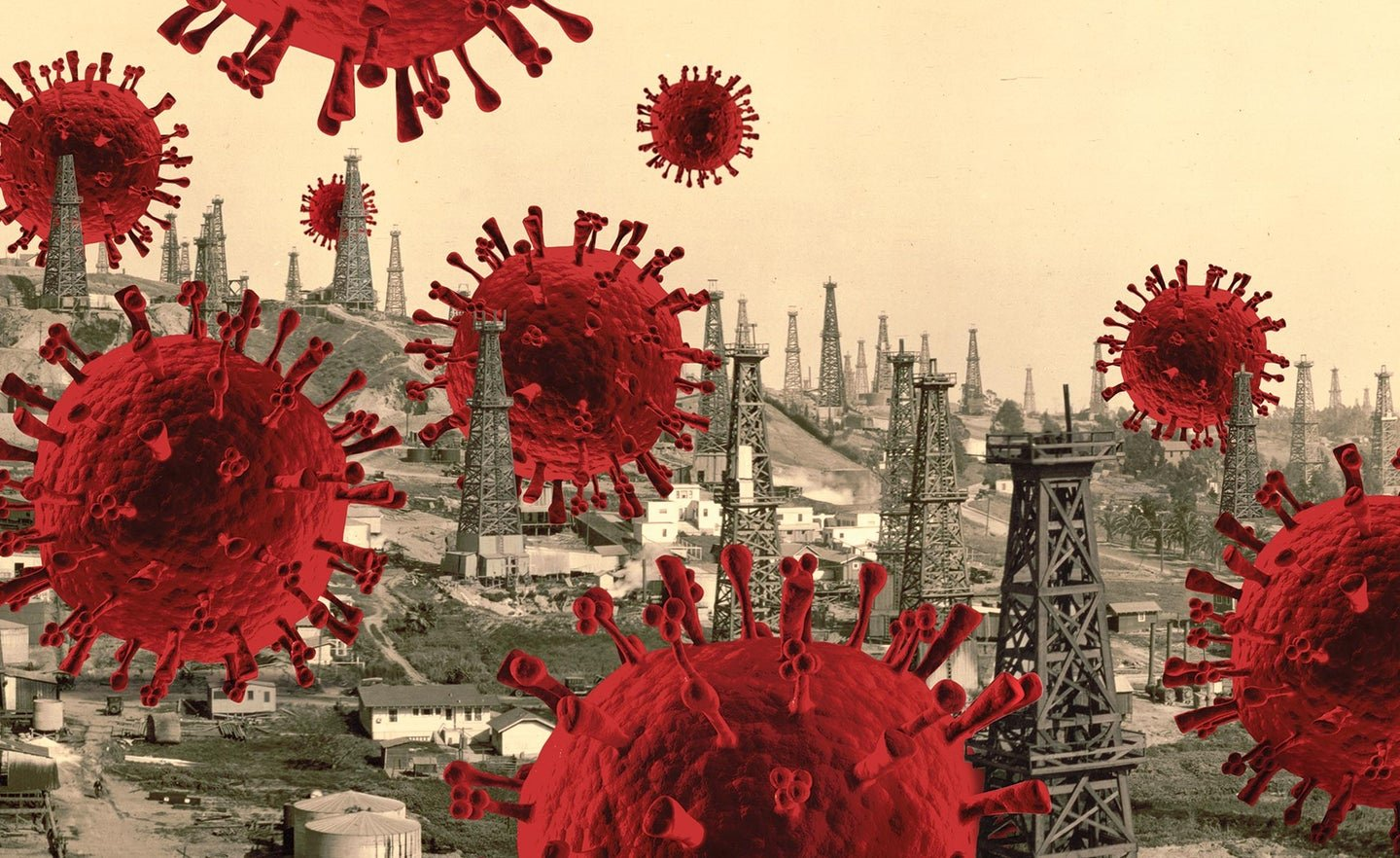 The pandemic could end Texas's oil boom—and start something better