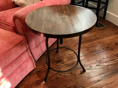 Upgrade your stooping game by learning how to refinish a table