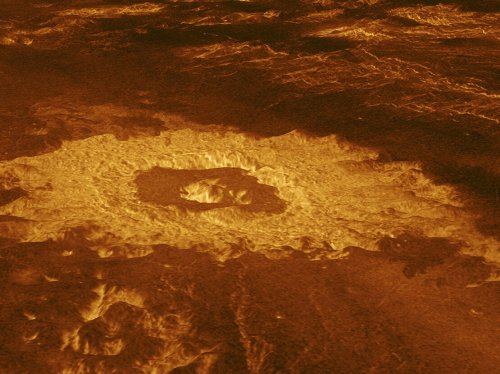 The hellish Venus surface in 5 vintage photos