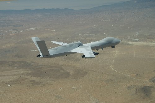 Skyborg's latest AI drone test is a preview of the future of air combat