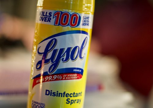Why are we still disinfecting surfaces to stop COVID-19?