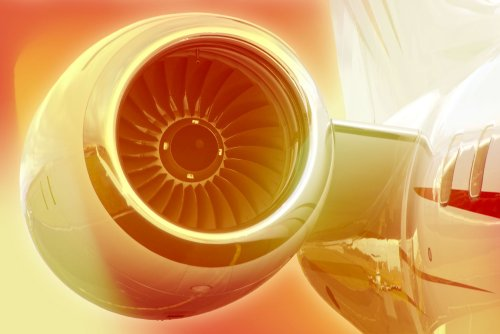 How the burning heart of a jet engine functions without melting