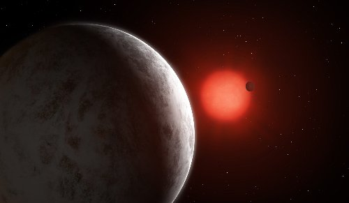 Astronomers find a pair of 'super Earths' in a nearby star system