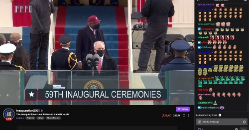 All the best ways to stream the Biden Inauguration
