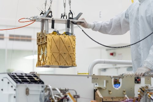 With MOXIE, Perseverance will try to make oxygen on Mars