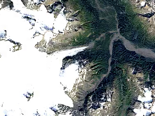 Google Earth update shows how climate change has morphed our planet