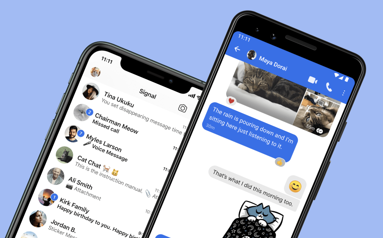 Why you should switch to an encrypted messaging app like Signal
