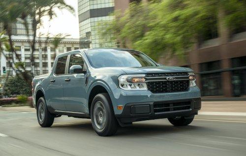 Ford's 2022 Maverick pickup will rival the fuel efficiency of a Honda Civic