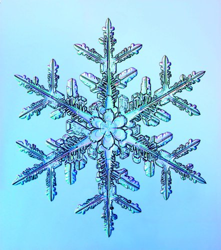 This Book Is A Complete Guide To The Science Of Snowflakes