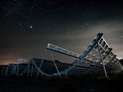 Astronomers have traced mysterious radio waves to a source in our own galaxy