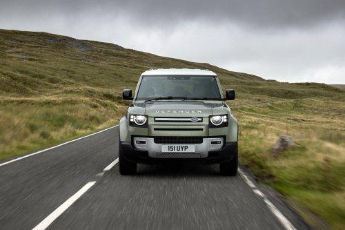 Land Rover's next Defender will run on hydrogen