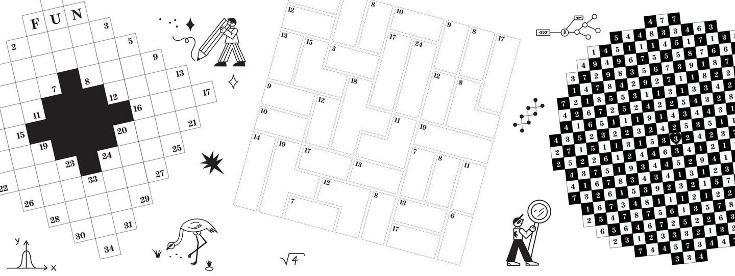 Can you crack the world's first crossword?