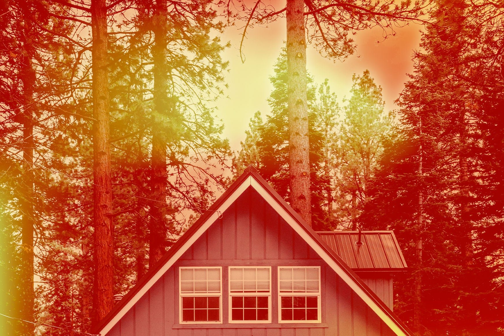 How to build a house that stays cool without AC