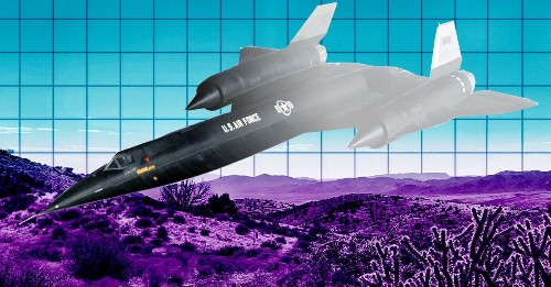 A spyplane crashed into Area 51 more than 50 years ago. This explorer found it.