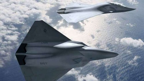 Get Ready For The Next Generation Fighter Jet