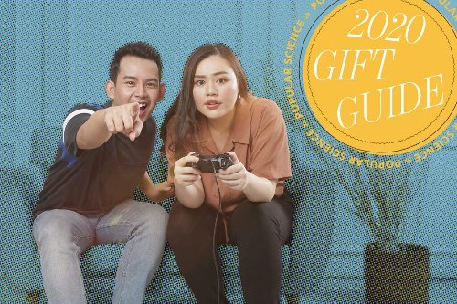 Nine gifts to get your friends into gaming