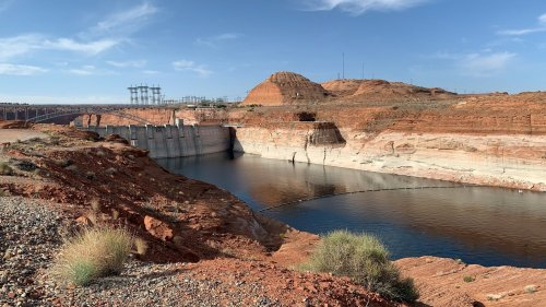 40 million Americans depend on two reservoirs that just hit record lows