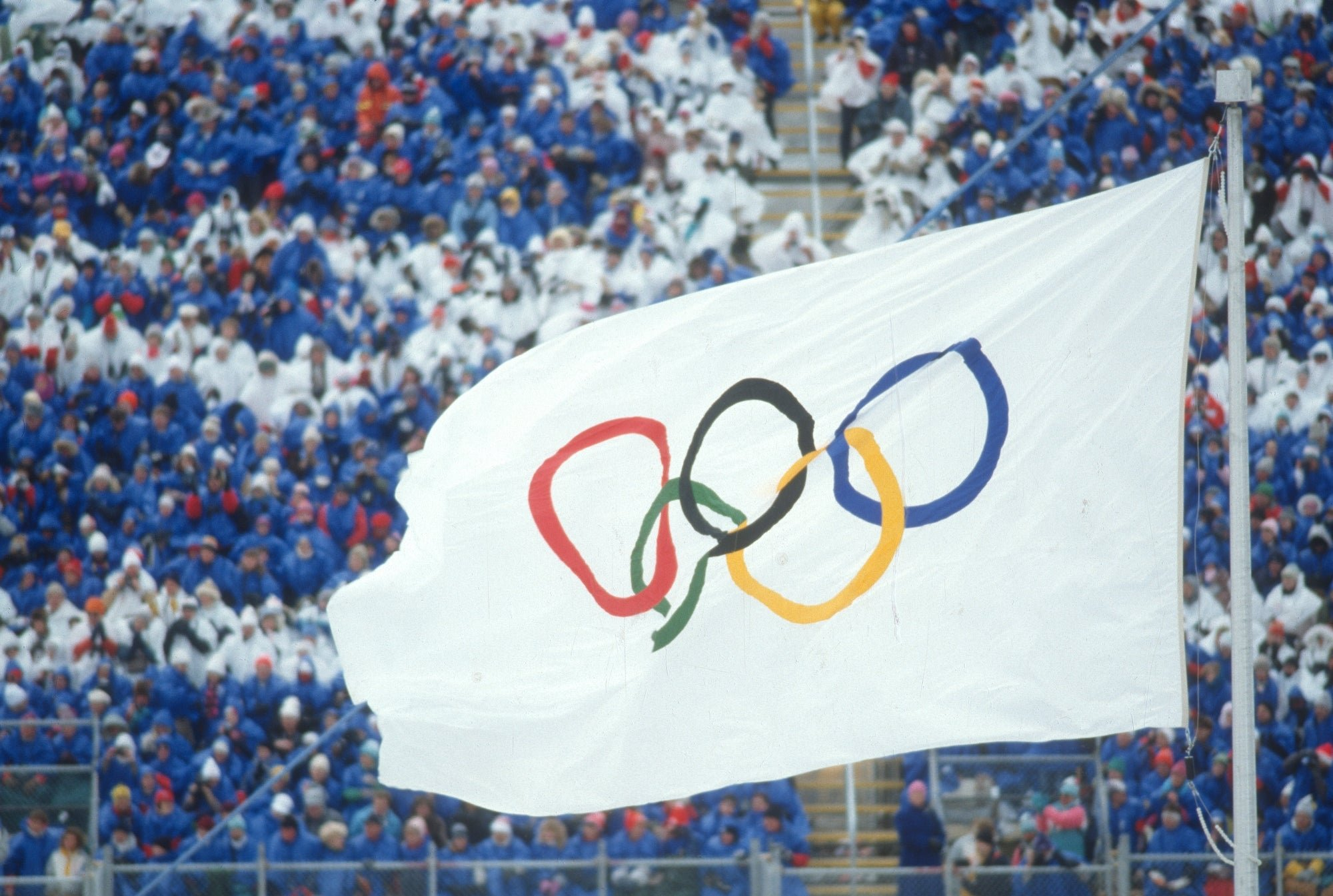 Why are people obsessed with the Olympics?